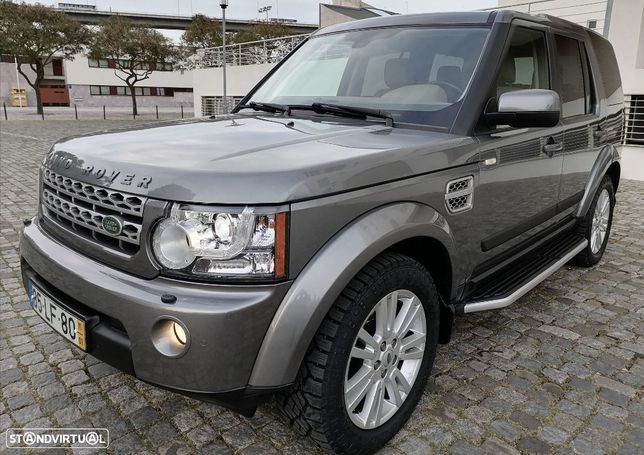 Land Rover Discovery 4 3.0 TD V6 HSE