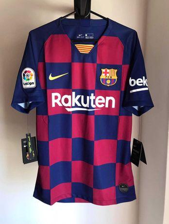 t shirt FC Barcelona camisola Nike La Liga