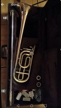 Тромбон широко мензурный Yamaha
