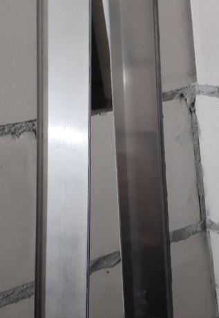 Listwa dekoracyjna do płytek, lustro c 50 mm
