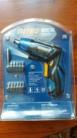 Продам електро викрутку niteo tools