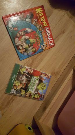Shrek Trzeci i Shrek Forever bajki DVD