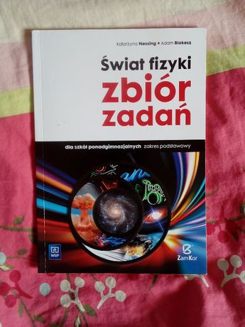 Zbiór zadań Świat fizyki