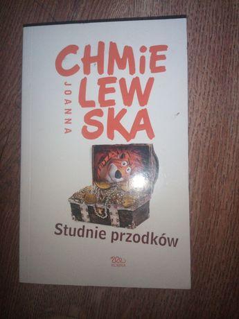 Książka Joanna Chmielewska Studnie przodków