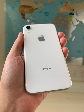 Apple Iphone Xr 64gb White Neverlock Гарантия