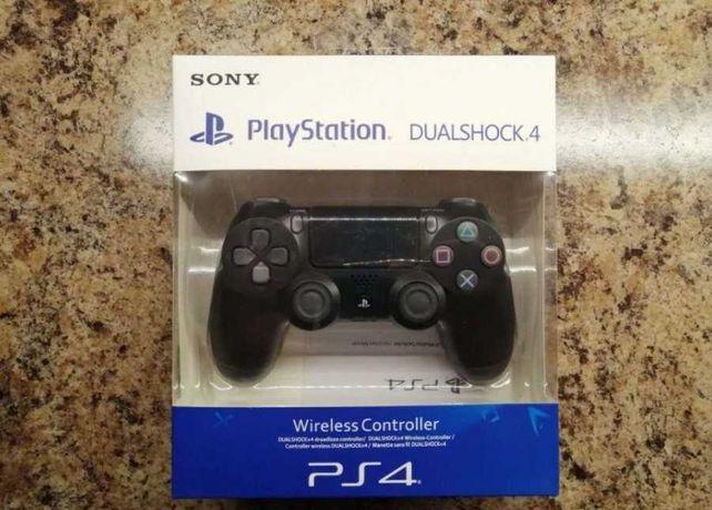 джойстик / PS4 беспроводной DualShock 4 - контроллер / вибрации / Sony