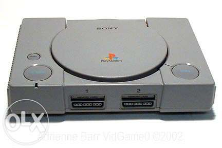 PlayStation 1 / SCPH-9002
