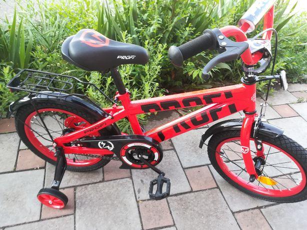 """Велосипед колеса 16"""". Для детей от 4-х лет и старше(рост выше 100 см)"""