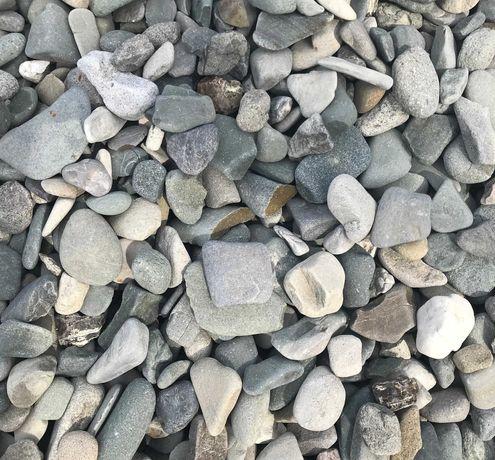 Kamień Ogrodowy Ozdobny Otoczak Morski Różnokolorowy 16-31mm - Tona