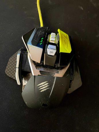 Mad Catz R.A.T. Pro X мышь игровая