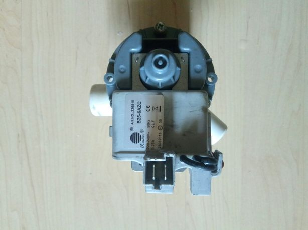 Помпа, клапан,патрубки,замок двери Gorenje W6222/S