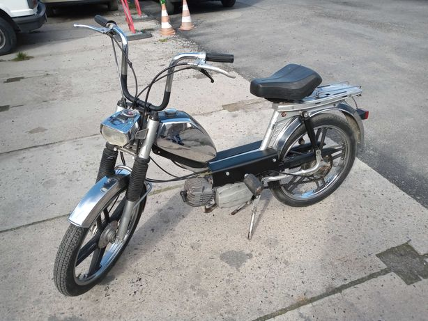 Motorower Kreidler Unikat Jedyny Taki Romet Ogar Komar Moped 1980