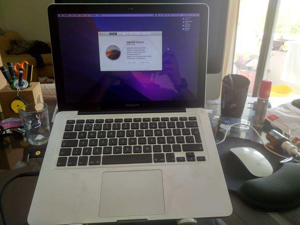 Macbook Pro 2012 16GB Ram HDD 500GB