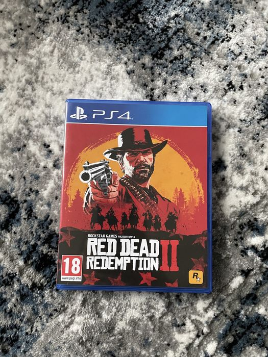 Red dead redempion 2 Ps4 Wrocław - image 1