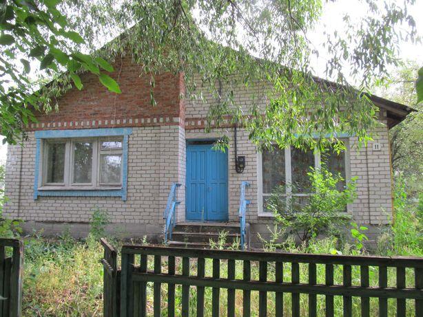 Дом кирпичный в Лехновке