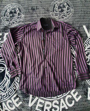Czarna koszula Tommy Hilfiger XL