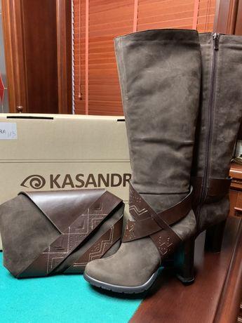 Женские сапоги + сумка KASANDRA (Ukraine)