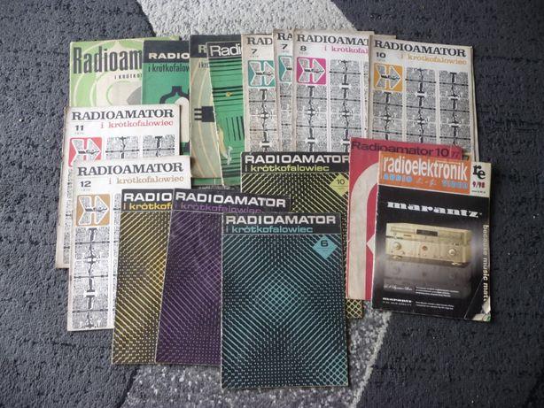 Radioamator i krótkofalowiec-pojedyńcze egz.