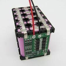 Сборка аккумуляторов для электротранспорта 18650 АКБ Li-ion