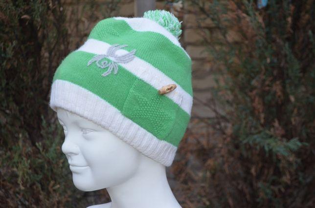 Крутая брендовая зимняя шапочка премиум качество Spyder