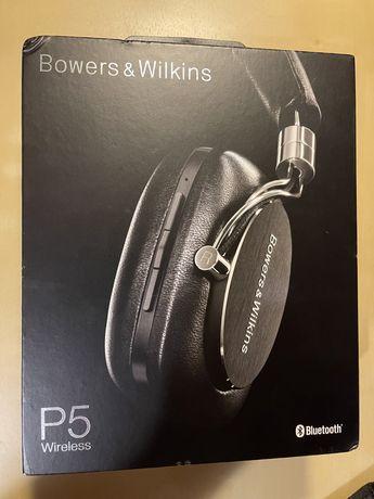 Headphones B&W p5 wireless