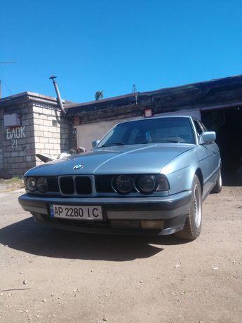 BMW E34 525 механика