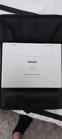 Leitor de Dvd portátil Philips a funcionar perfeitamente