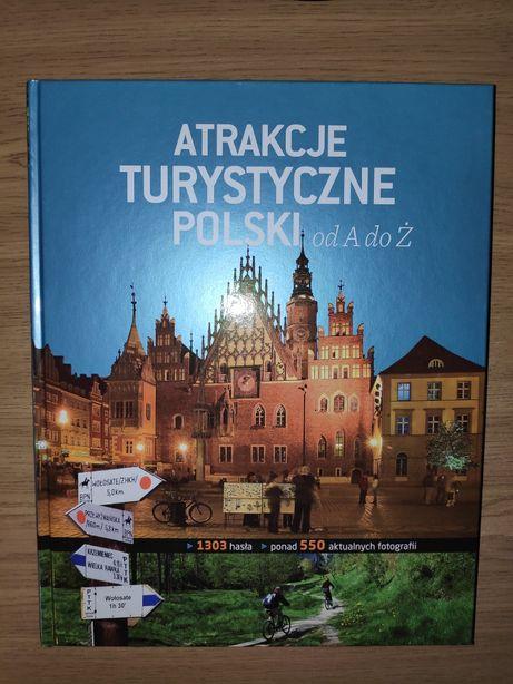 Atrakcje turystyczne Polski od A do Ż