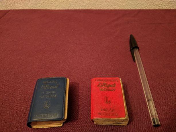 Mini Dicionários de bolso Lilliput - LangensCheidt's Lilliput Dictiona