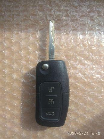Замок зажигания -контактная группа Ford Fiesta MK7 Форд Фиеста