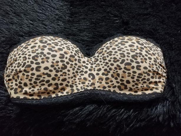 Top leopardo tezenis