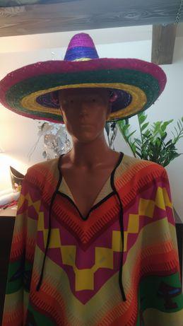 Strój przebranie Meksykanina