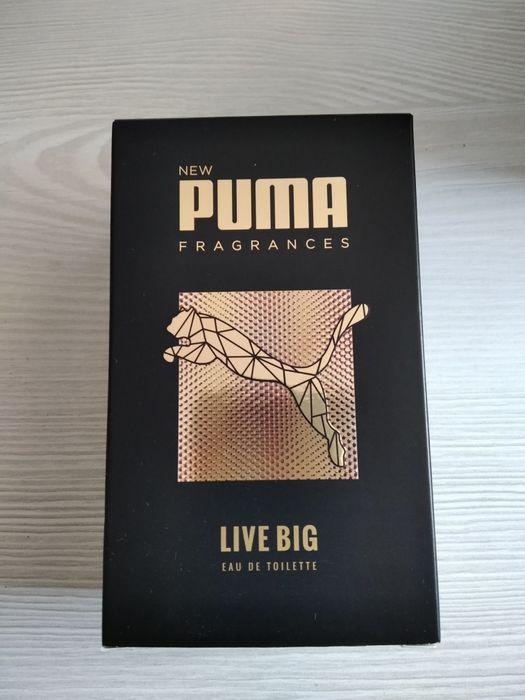 Perfuma męska Puma Live Big 50ml Białystok - image 1