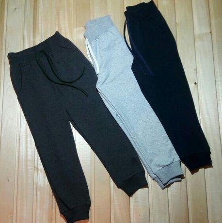 Спортивные штаны в наличии 110-134