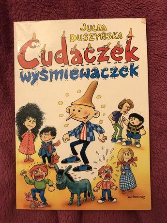 Cudaczek wyśmiewaczek - Julia Duszyńska książka dla dzieci