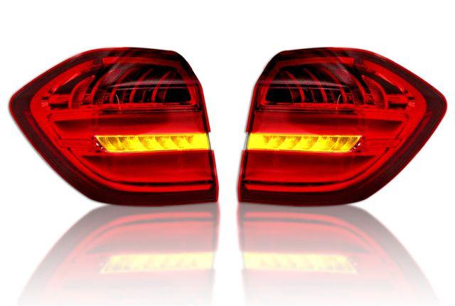 Mercedes GLS W166 - lampy tył USA dostosowane do EU - Adaptacja
