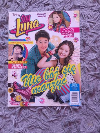 Soy Luna - gazetka