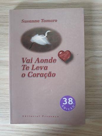 Vai Aonde te Leva o Coração, Susana Tamaro