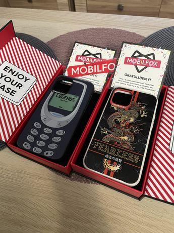 Etui Mobilefox do iPhone 12/ 12 pro NOWE