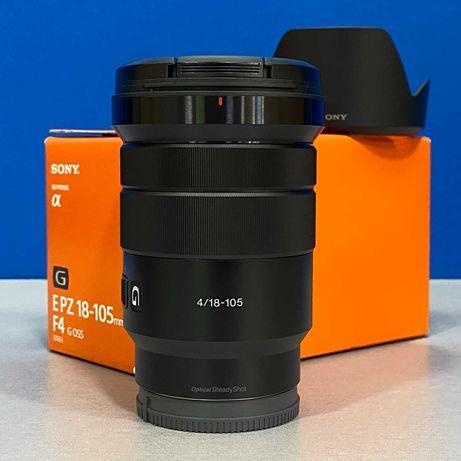 Sony E 18-105mm f/4 G PZ OSS (NOVA - 2 ANOS DE GARANTIA)
