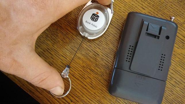 Małe radio, breloczek do kluczy Big Star, PKO