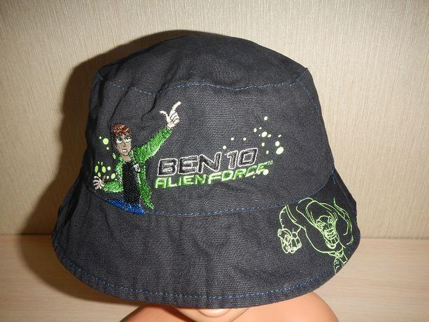 панама шляпа Ben 10 р.54-55см