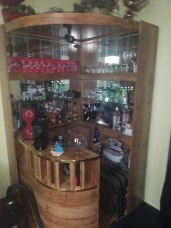 Bar de sala de canto