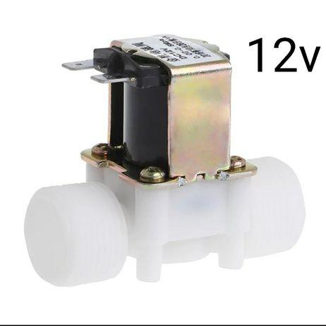 "Electroválvula rega / Eletrovalvula Solenoide -12v, 3/4"""