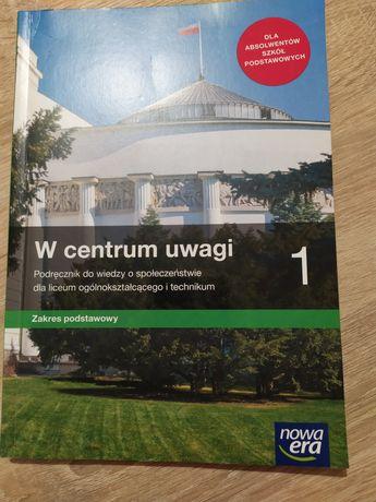 Podręcznik WOS kl I LO