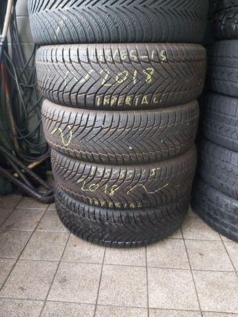 195/65/15 Michelin zimowe 7mm Montaż POZNAŃ!