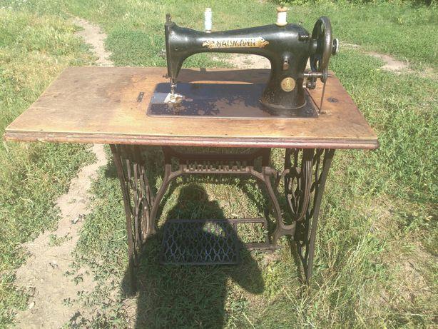 Швейная машинка (ножная) Naumann (Германия)