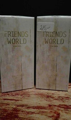 Friends World 50 ml od Oriflame. Nowe zafoliowane.