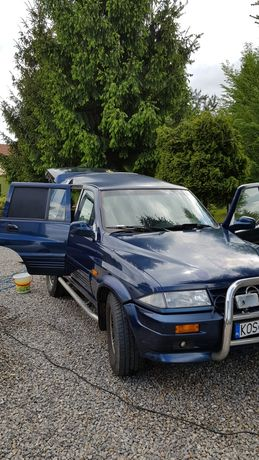 Ssang Young musso 2.9 1998r