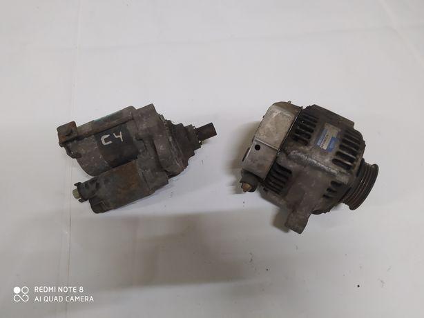Material Honda Civic série B